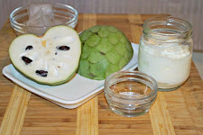 Custard Apple Lassi