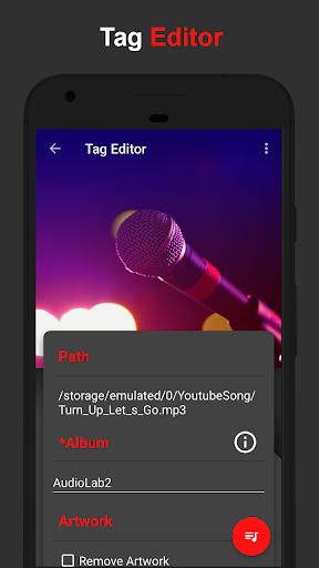 AudioLab - Audio Editor Recorder & Ringtone Maker 1.0.7 screenshots 7