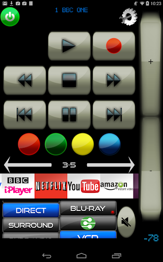 Remote for LG TV & LG Blu-Ray players screenshot 4