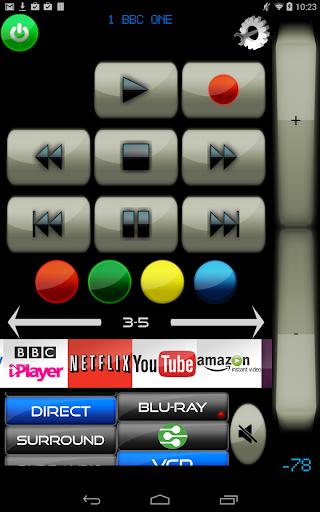 Remote for LG TV & LG Blu-Ray players screenshot 4