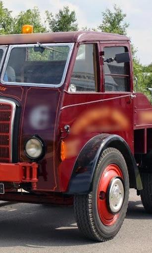 壁紙フォーデントラック