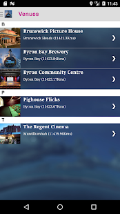 Byron Bay Film Festival - náhled