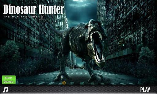 Dinosaur Hunter Sniper 3D