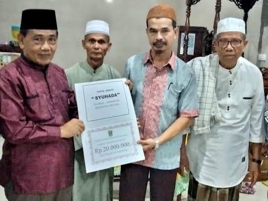 Bakri Bakar : Ramadhan waktu Efektif dan tepat Rajut Silaturrahmi