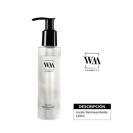 locion desmaquillante wm 120 ml