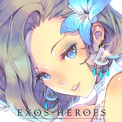 新たなRPG Exos Heroes (エグゾス ヒーローズ)