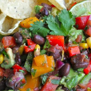 Carolina Caviar - Black Bean Salsa