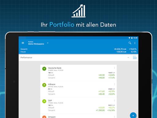 Finanzen100 - Börse, Aktien & Finanznachrichten  screenshots 8
