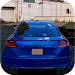 Car Parking Audi TT Simulator icon