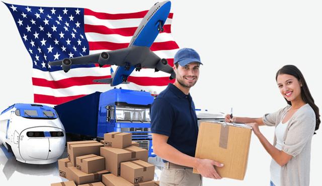 Dịch vụ Gửi hàng đi Mỹ chuyên nghiệp tại Dragon Express