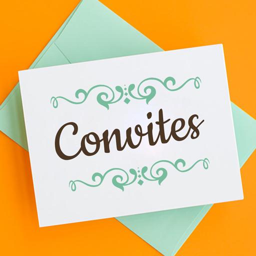 Criador de convites, criador de cartões (RSVP)