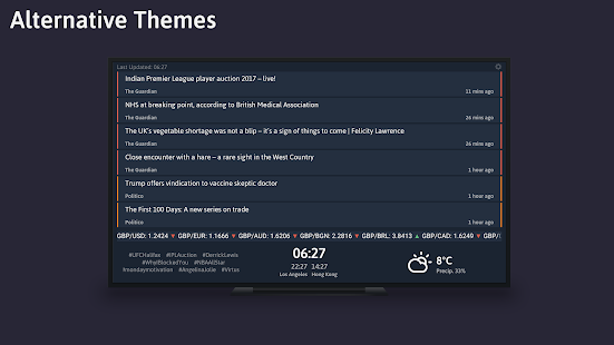 Headlines - RSS Reader- screenshot thumbnail