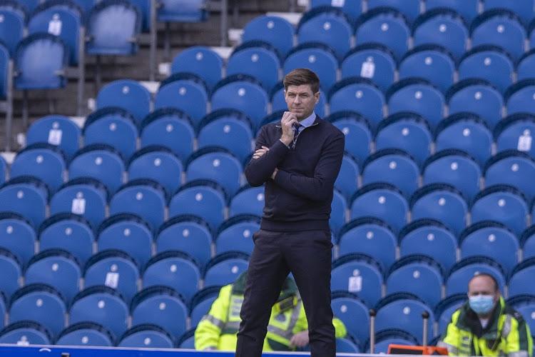 """Steven Gerrard annonce la couleur : """"Faire mieux sur le plan défensif et marquer"""""""