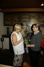 Photo: Ehrung für Marliese Lilié ( Restaurant Talhaus )