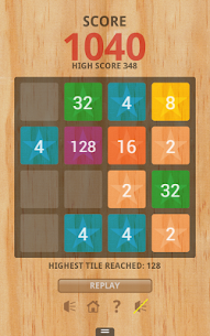 2048 Number Saga Free 1.4 MOD Apk Download 3