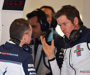 F1: Williams va perdre un élément de son staff