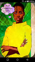 Lupita Nyongo Wallpaper ,Emoji - screenshot thumbnail 08