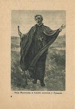 Photo: Ilustracja z broszurki NA UROCZYSTOŚĆ KANONIZACYJNĄ ANDRZEJA BOBOLI T. J.  17 KWIETNIA 1938 R.