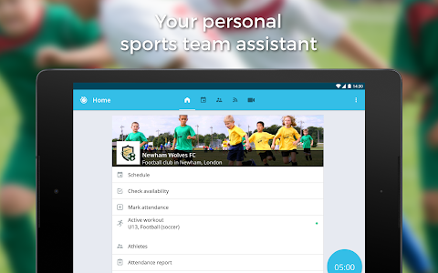 Sportlyzer Coach Diary screenshot 8
