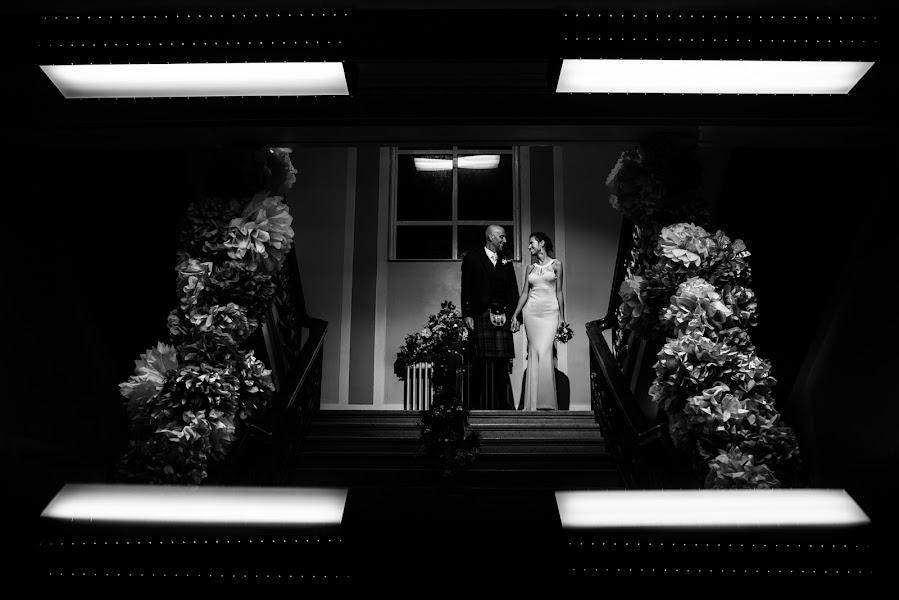Wedding photographer Ricky Baillie (baillie). Photo of 15.01.2018