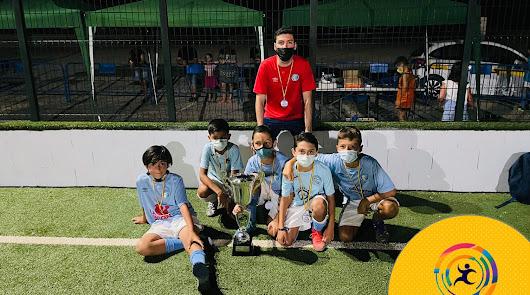 La fiesta del fútbol base en Balanegra