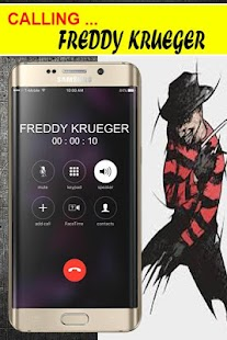 Fake call from Freddy Krueger - náhled