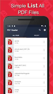 Simple PDF Reader  – No Ads Pro Version 1.5.0 MOD + APK + DATA Download 3