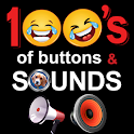 100's of Buttons & Sounds for Jokes and Pranks icon