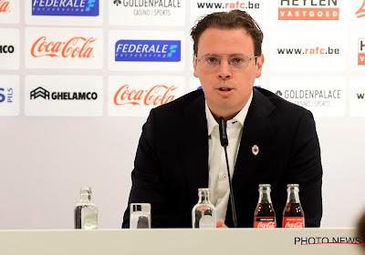 """L'Antwerp n'est pas heureux du calendrier: """"Contre 4 équipes des playoffs 1 en plus du tour préliminaire"""""""