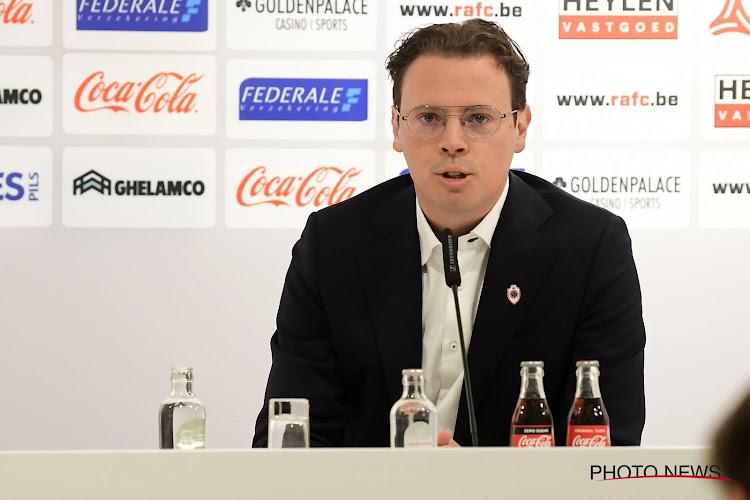 """Antwerp heeft wel héél zwaar competitiebegin: """"Tegen vier play-off 1-ploegen plus de Europese voorrondes"""""""