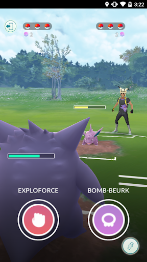 Télécharger Code Triche Pokémon GO MOD APK 2