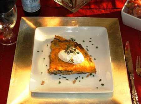 Artichoke and Mushroom Frittata Recipe