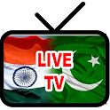 Indian Pakistan Tv Channels icon