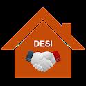 DesiFlatMates icon
