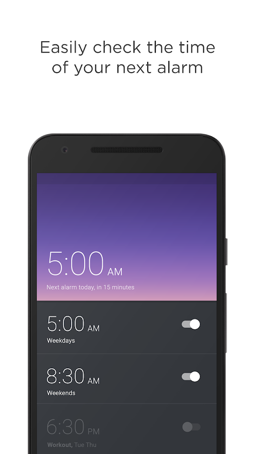 22 Best alarm clock apps for Android as of 2019 - Slant