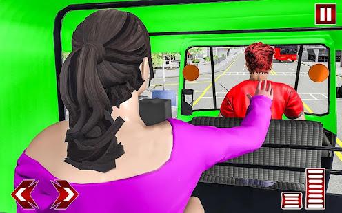 Download City Tuk Tuk Rickshaw Simulator For PC Windows and Mac apk screenshot 8
