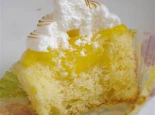 Lemon Delight Filled Cupcakes By Freda Recipe