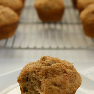 Sweet Potato Muffins.