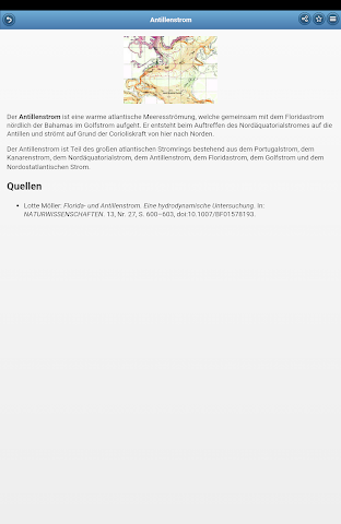 android Sea currents Screenshot 5