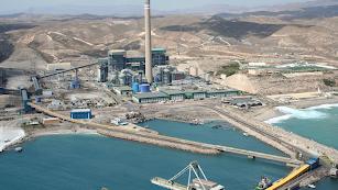 La clausura de la Térmica fue comunicada por Endesa en septiembre de 2019.