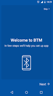 BT Tethering Manager PRO Screenshot