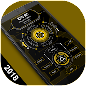 Circuit Launcher 2 - Next Generation Theme 2018