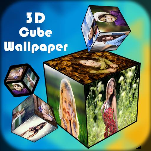 App Insights 3d Cube Live Wallpaper Live Effect Apptopia