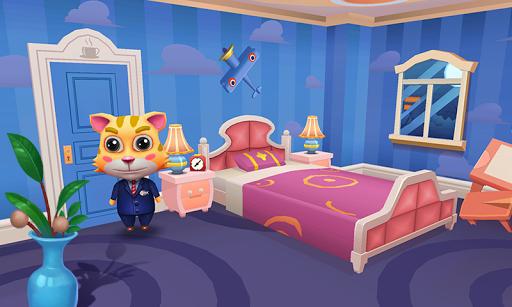 Cat Runner: Decorate Home apkdebit screenshots 8