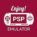 Enjoy PSP Emulator to play PSP games icon