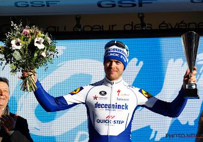 """Rémi Cavagna van Deceuninck-Quick.Step komt met open sollicitatie: """"Dat is de droom"""""""