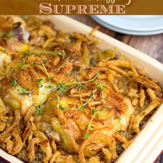 Chicken Supreme Casserole Recipes
