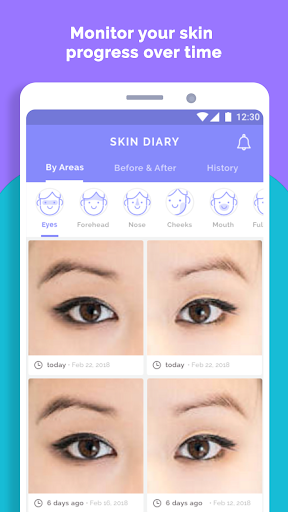 TroveSkin: Analyze & Track your skin  screenshots 2
