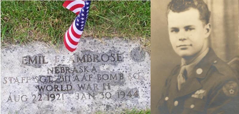 Emil Ambrose - USAAF