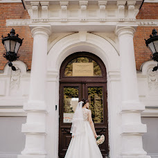 Wedding photographer Olesya Markelova (markelovaleska). Photo of 24.09.2018